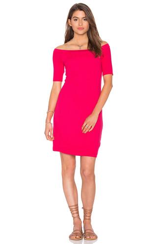 dress bodycon bodycon dress pink