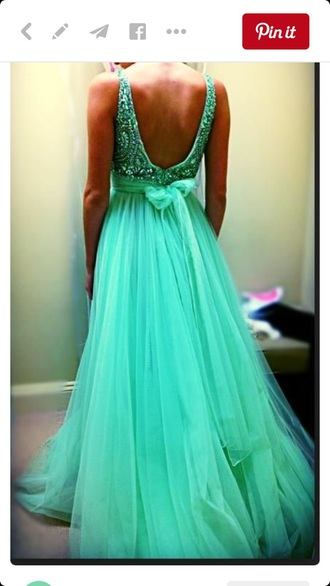 dress prom dress long dress aqua dress blue dress green dress cute dress prom gown