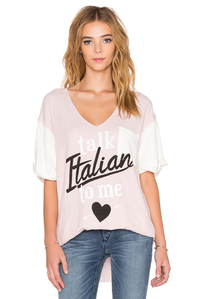Wildfox Couture pink