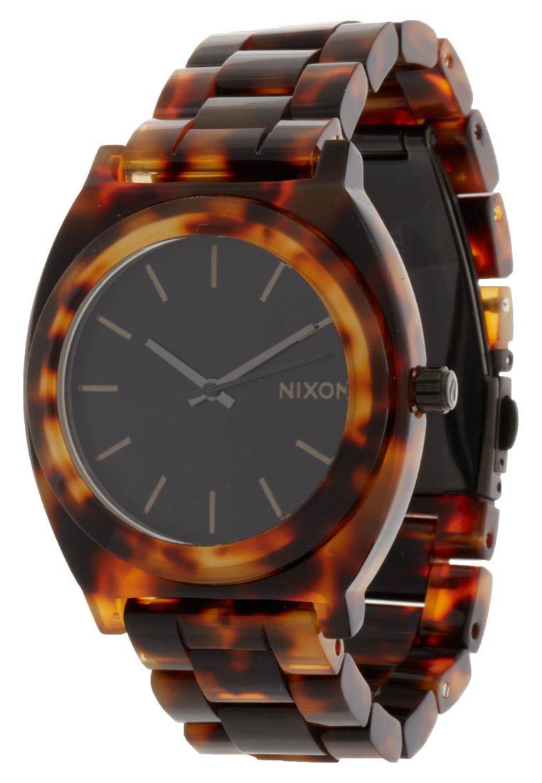 Nixon TIMETELLER ACETATE - Uhr - tortoise - Zalando.de