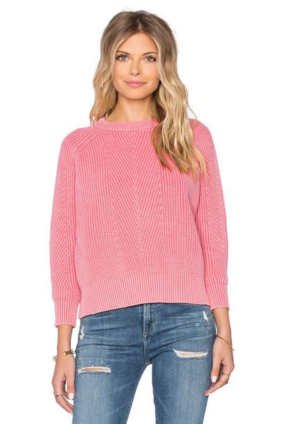 Demylee sweater pink