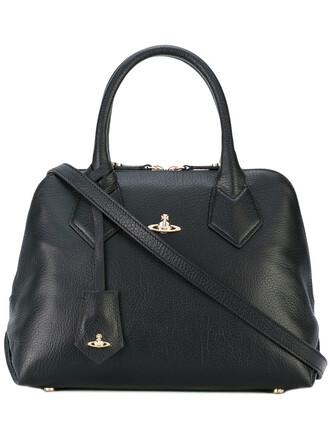 women bag leather black