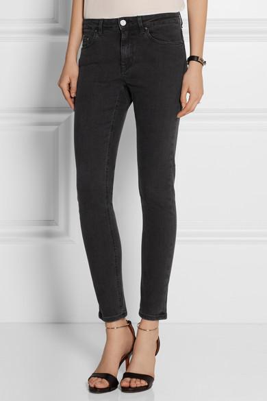 acne skin 5 pocket jeans