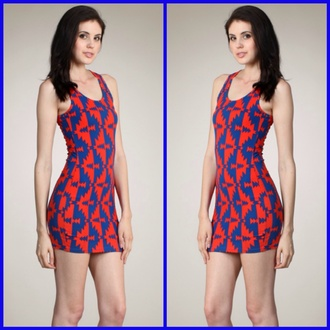 dress tumblr cute summer outfits hot tribal/ aztec pattern nike free runs tribal pattern tribal print dress mini dress causal dress