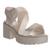 Vagabond Dioon Sandal White - Mid Heels