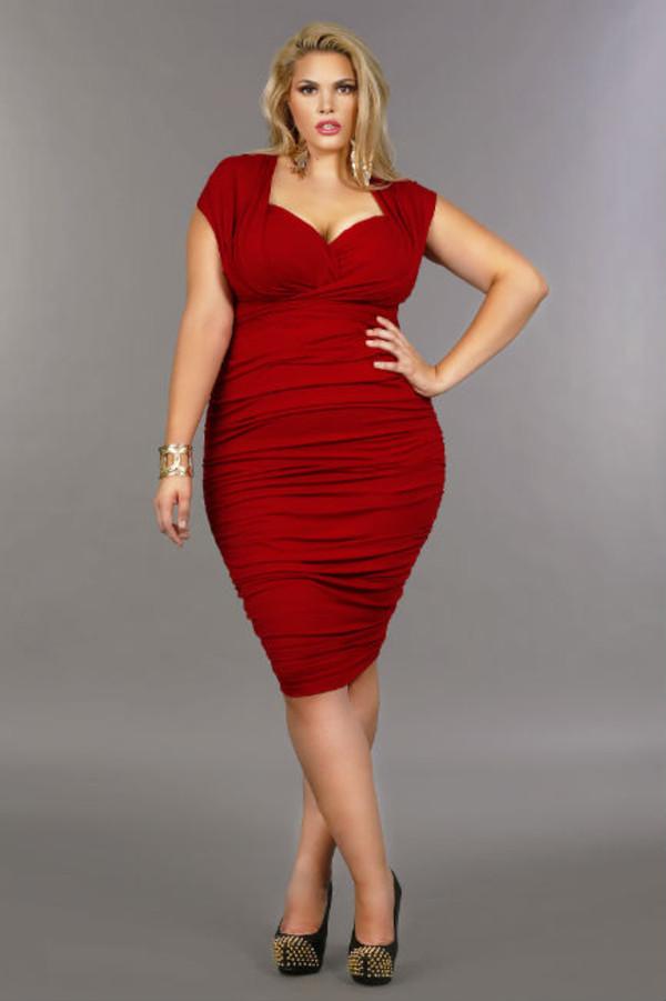 Classy Red Dresses