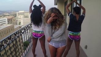 underwear beyonce 7/11 711 video