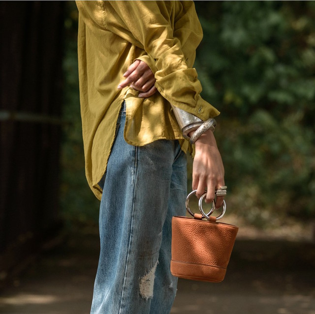 What Do You Get When You Mix Two It-Bag Styles?