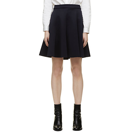 Buy Whistles Neoprene Skater Skirt online at John Lewis
