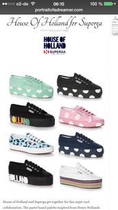 shoes,superga,house of holland,platform sneakers