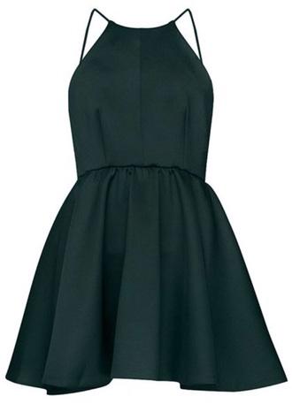 dress dark green green emerald short dress green dress pixie market