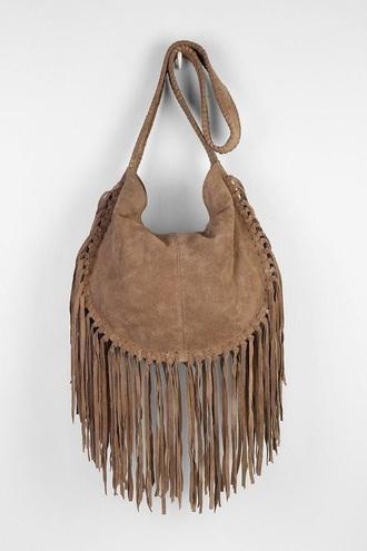 bag boho boho chic style trendy brown bag