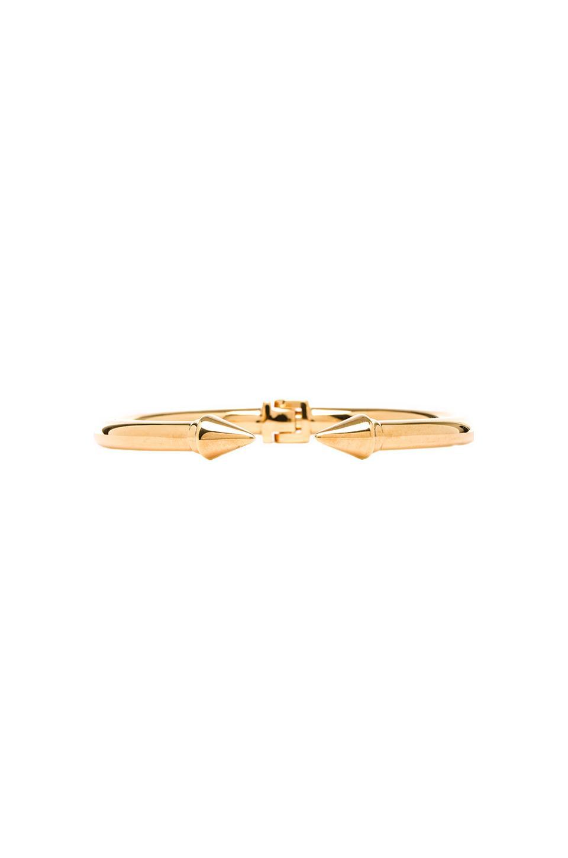 Vita Fede Mini Titan Bracelet in Gold | REVOLVE