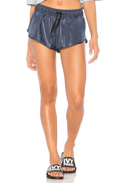 IVY PARK shorts blue