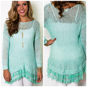 top,fashion,trendy,lace accents,amazinglace.com,whats new