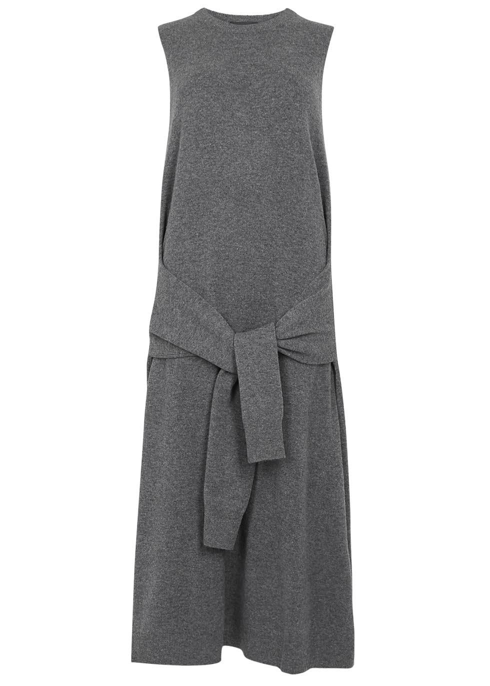 dc7fbbe46d Joseph Elle grey wool dress