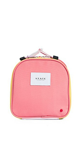 STATE bag pink mint