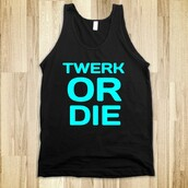 shirt,twerk,black top,green,tank top,hipster,cute,patriarchy,feminism,pink writing,pink,black,quote on it,she wants the d