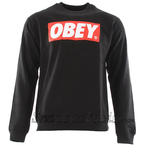 Obey Sweatshirt Black,Obey Sweatshirt Ebay,Obey Sweaters On Sale