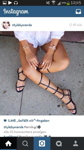 shoes black shoes summer shoes sandals
