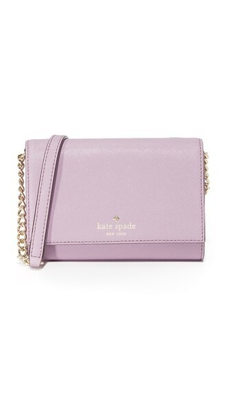 cross bag lilac