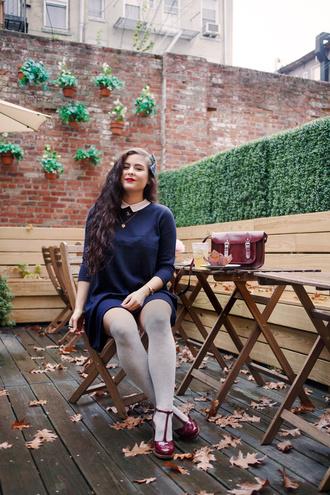 noelles favorite things blogger dress bag socks jewels