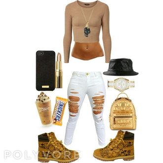 shoes timberlands boots crop tops iphone cover bucket hats snikers jeans hair accessory hat