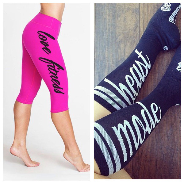 socks beast mode beast performance fitness fitness compression capri leggings