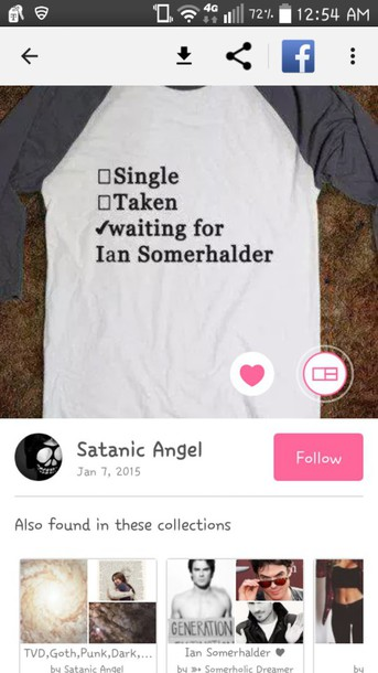 shirt ian somerhalder