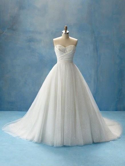 white dress wedding dress ivory dress