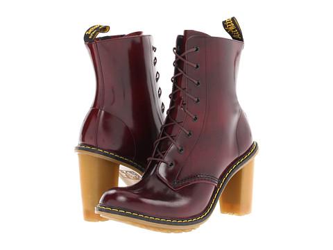 neue Produkte für mäßiger Preis Einzelhandelspreise Dr. Martens Sadie 8-Tie Boot - PKB Burgundy Classic Rub Off ...