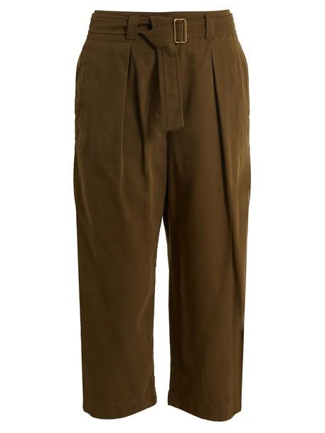 WEEKEND MAX MARA khaki pants