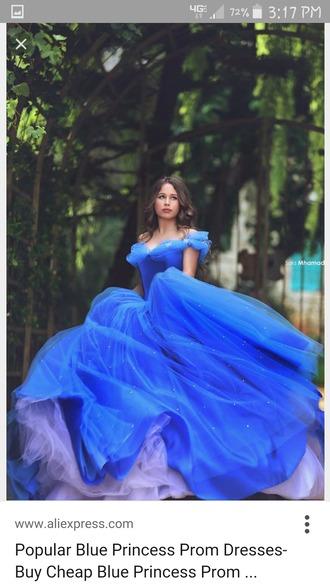 dress blue blue dress princess prom dress prom princess dress blue prom dress fancy beautiful ball gown dress ball gowns ball gown wedding dresses ball gown prom dresses