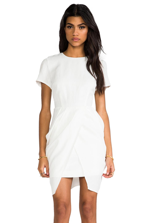 keepsake Wild Thing Dress in Ivory | REVOLVE