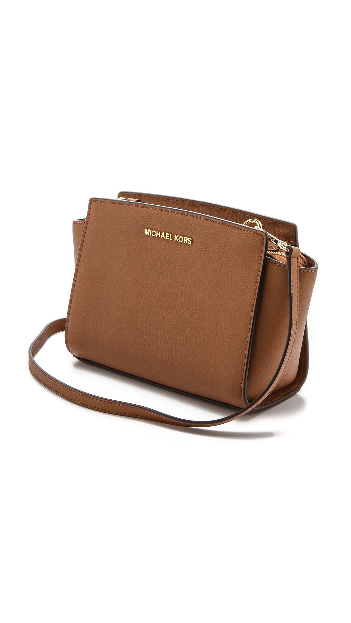 MICHAEL Michael Kors Selma Medium Messenger Bag | SHOPBOP
