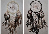 jewels,dreamcatcher,girly,design,fashion,hipster,beautiful,dream,fether,stripes,boho chic