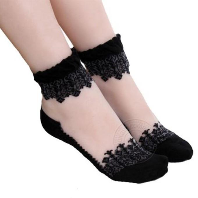 The best socks transparent wheretoget