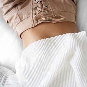 shorts,beige,High waisted shorts,nude shorts,lace up shorts