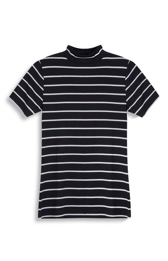 t-shirt stripes black t-shirt