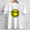 Happy hippie t shirt gift tees unisex adult cool tee shirts