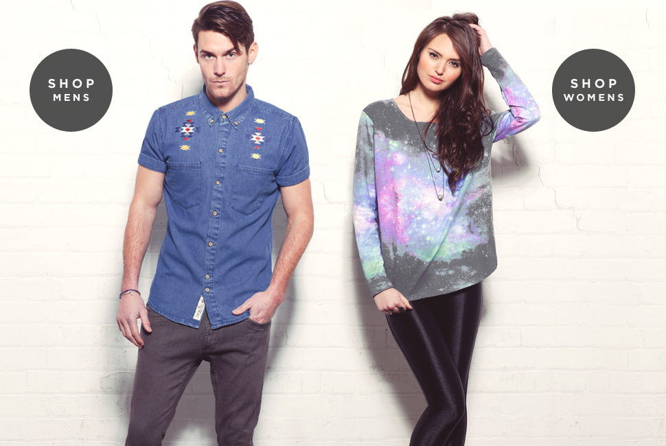 Mens indie clothing stores online