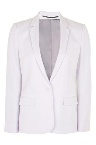 jacket lilac