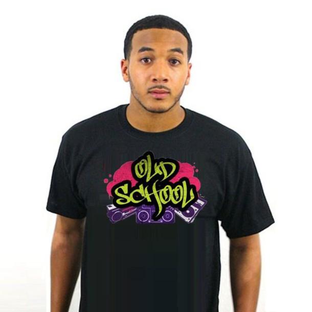 632950a94 t-shirt, imgeee, old school, music top, music t-shirt, music tshirt ...