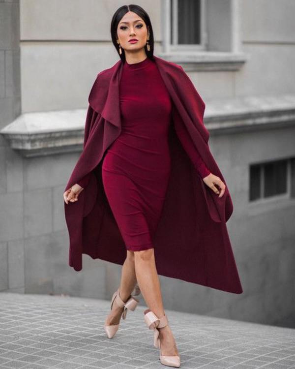 Burgundy Dress Shoes Match