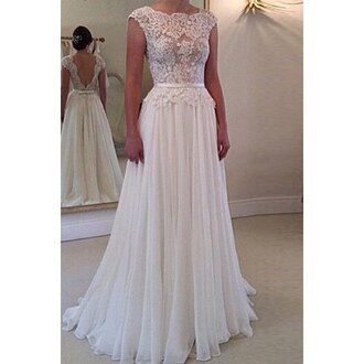 dress prom prom dress long prom dress maxi dress white white dress white maxi dress sleeveless bride bridesmaid elegant dress wedding