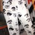 SWEET LORD O'MIGHTY! ANIME EYEZ SWEATPANTS