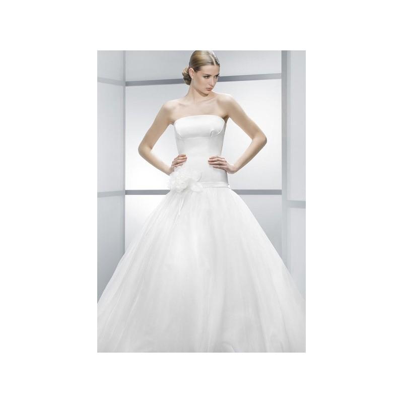 vestido de novia de jesús peiró modelo 4083 (23) - 2015 princesa