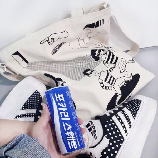 Adidas Superstar 2 Platform White/Black