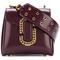 Marc jacobs 'st. marc' shoulder bag, women's, pink/purple