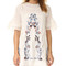 Free people perfectly victorian embroidered mini dress - cream